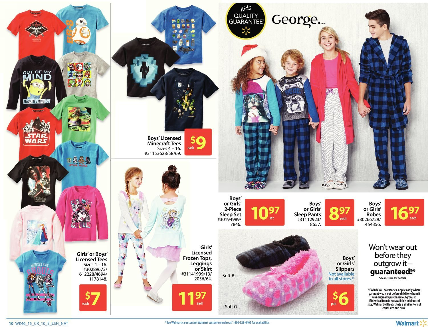 Walmart Weekly Flyer Handout Wrapping Up The Holidays Dec 10 Cuddle Me Pajamas Elmo Look And Find 16