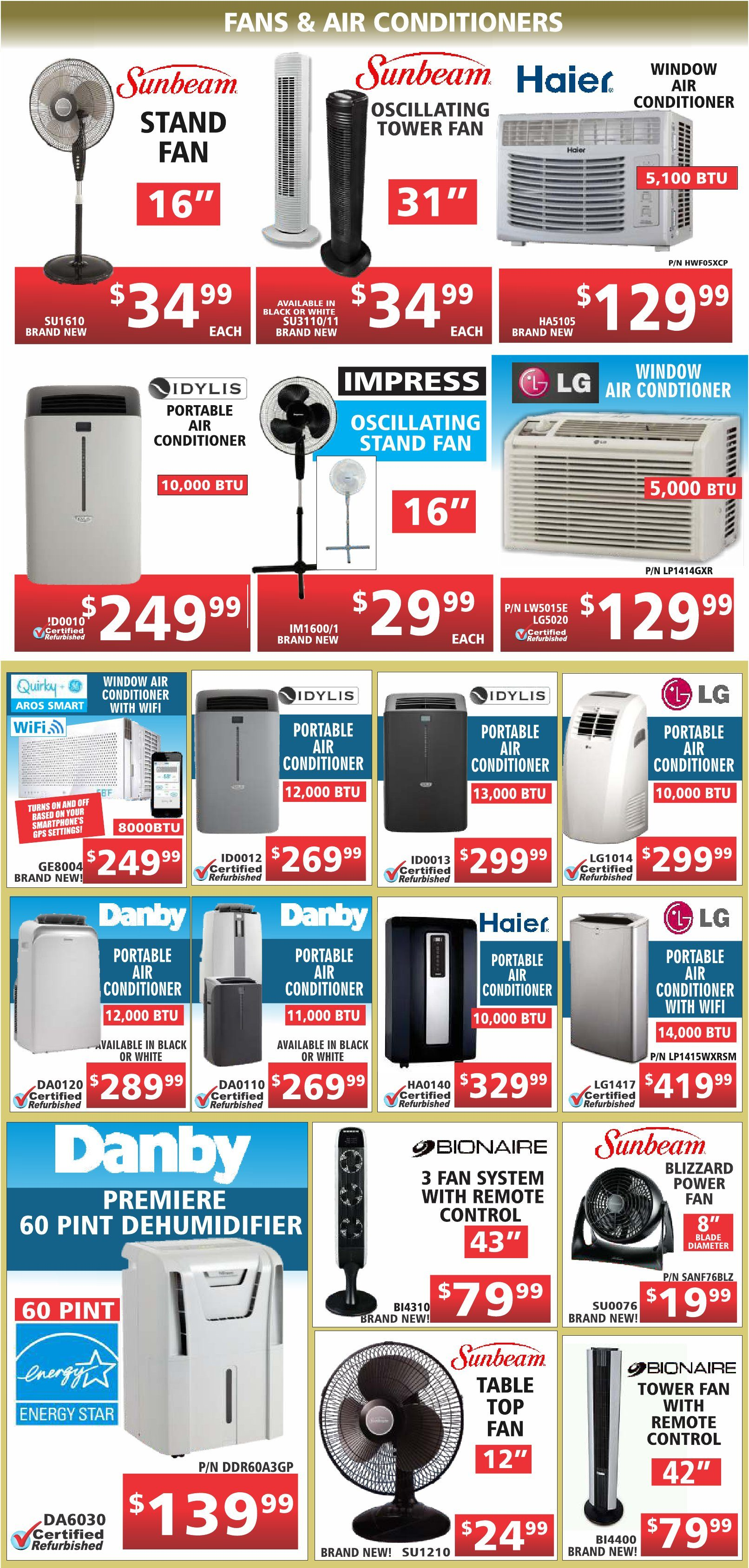 Factory Direct Weekly Flyer - Weekly - Oh! Canada Sale