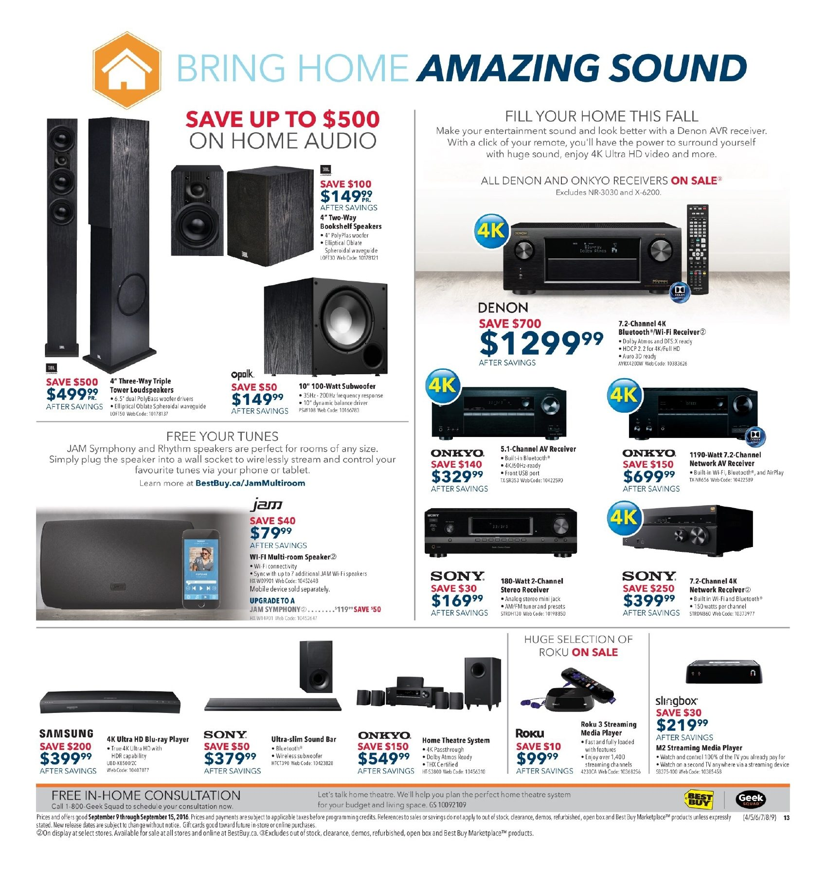 Best buy weekly flyer weekly laptops youll love sep 9 15 best buy weekly flyer weekly laptops youll love sep 9 15 redflagdeals fandeluxe Image collections