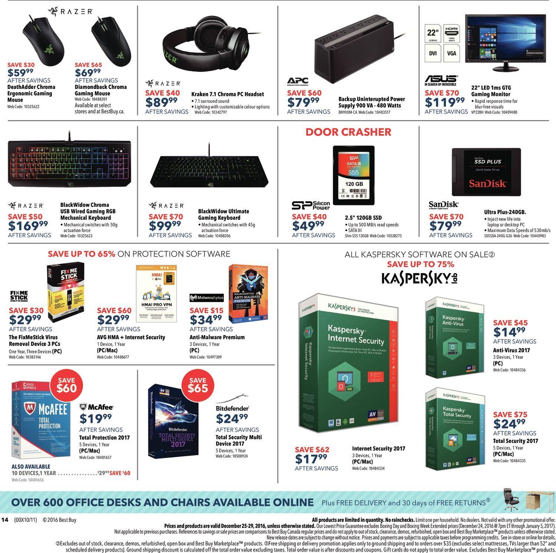 best buy weekly flyer boxing day sale dec 25 29 redflagdeals com rh redflagdeals com