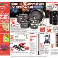 - Weekly - 95th Birthday Sale Flyer