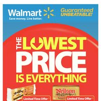 - Weekly - The Lowest Price Is Everything Flyer