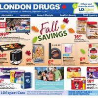 London Drugs - General - Fall Savings Flyer