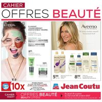 Jean Coutu - Insert - Beauty Offers Flyer