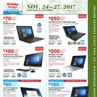 US Black Friday - Costco US - Holiday Savings Flyer