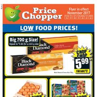 Price Chopper - Weekly Specials Flyer