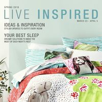 Home Outfitters - Live Inspired Flyer