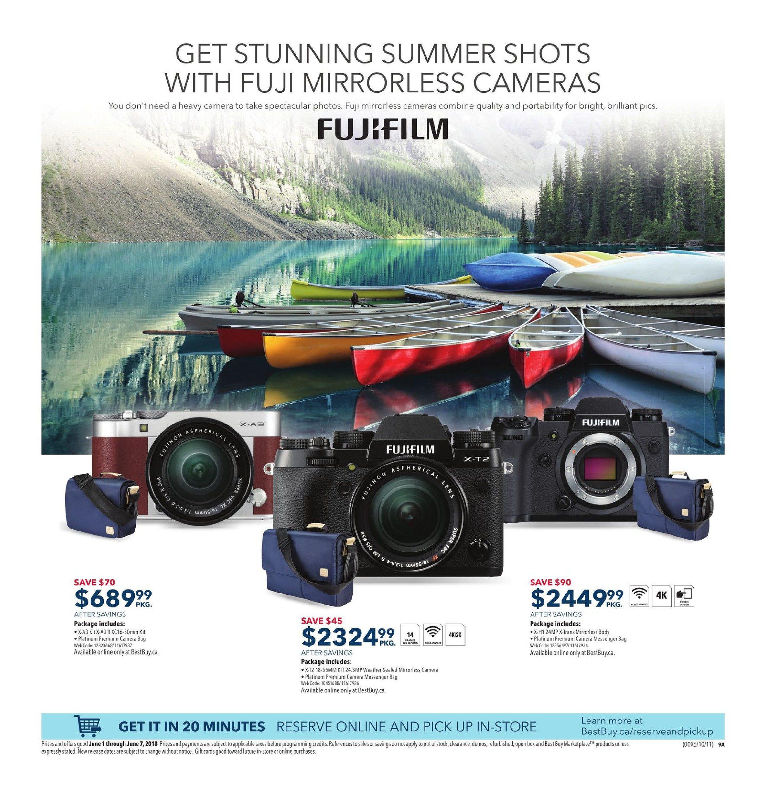 Jual Fujifilm X A3 Kit Xc 16 50mm Sd 16gb Silver Termurah 2018 Mini 8 Sd16gb Hitam Best Buy Weekly Flyer Surf Amazing Deals Jun 1 7