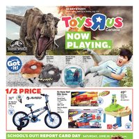 Toys R Us - 10-Day Event - Now Playing Flyer