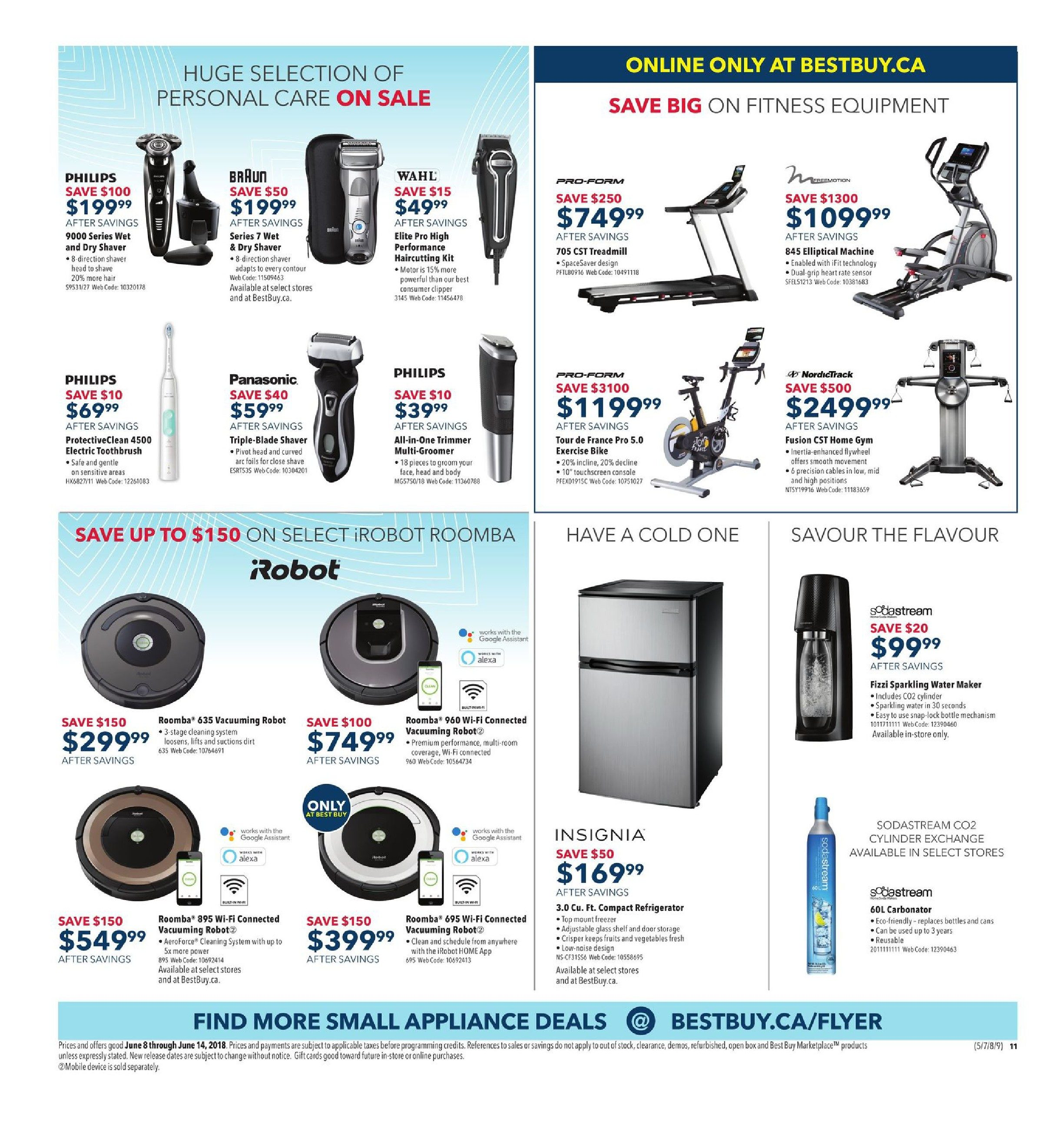Best Buy Weekly Flyer - Weekly - Surprise Dad With Amazing
