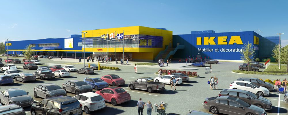 IKEA to Open New Quebec City Store August 22; Planned London Store Put on Hold
