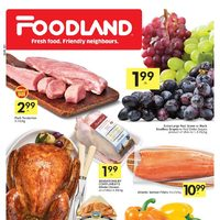 Foodland - Weekly - Dollar Days! Flyer