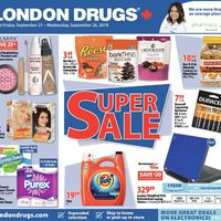 London Drugs - 6 Days of Savings - Super Sale Flyer