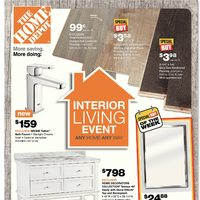 - Weekly - Interior Living Event Flyer