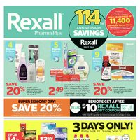 - Weekly - 114th Anniversary Savings Flyer