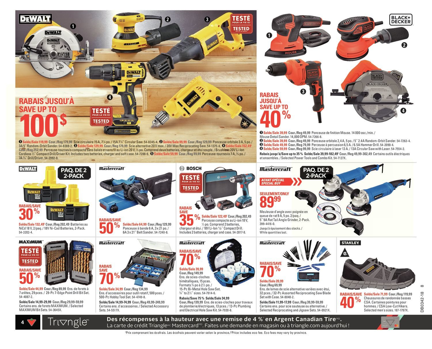 Canadian Tire Weekly Flyer - Weekly - Power Up Fall - Oct 11