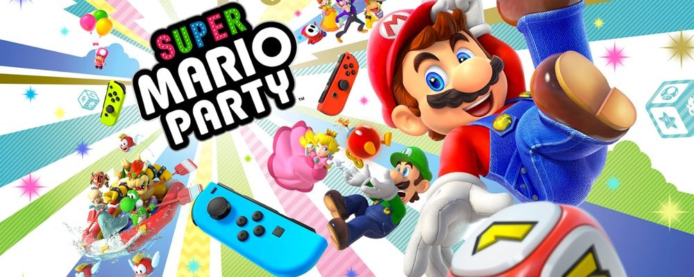 Nintendo Announces New Super Mario Party and Joy-Con Bundle For Switch