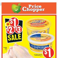 Price Chopper - Weekly Specials - $1, $2, $3 Sale Flyer