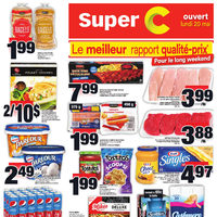 Super C - Weekly Specials Flyer
