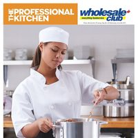 Wholesale Club - The Professional Kitchen Flyer