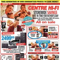 - Weekly - Storewide Savings Flyer