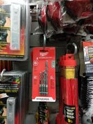 Dollarama Milwaukee 4PC SHOCKWAVE Hex Drill Bit Set $4