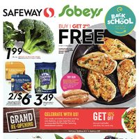 Safeway Flyer - Calgary, AB - RedFlagDeals com