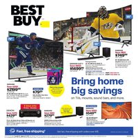 - Weekly - Bring Home Big Savings Flyer