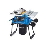 "Mastercraft 10"" 15A Portable Table Saw"