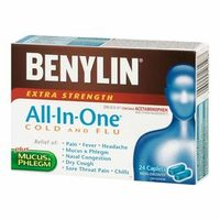 Benylin All-In-One Or Mucous & Phlegm