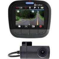 Cobra Dual Channel Front And Rear Dash Camera