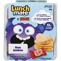 Schneiders Lunchmate Stackers Or Kits Or Maple Leaf Simply Natural Turkey Or Ham Lunch Kits