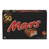 Mars Chocolate Or Peanut Free Treats