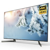 "Sony 75"" 4K UHD HDR Android TV"