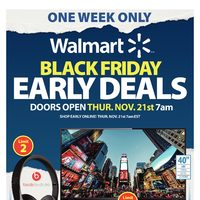 - Black Friday Early Deals Flyer