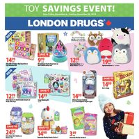 - Toy Savings Event! Flyer