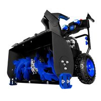 "Snowjoe 24"" 80-V Two-Stage Cordless Snowblower"