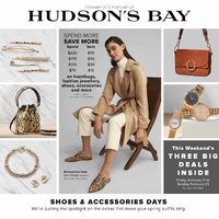 - Weekly - Shoes & Accessories Days Flyer