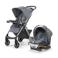 Chicco Mini Bravo Plus Travel System-Bombay