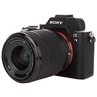 Sony A7 II Full-Frame Mirrorless Camera FE 28-70mm Lens Kit