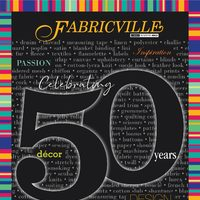 Fabricville - Club Elite Members Only - Celebrating 50 Years Flyer