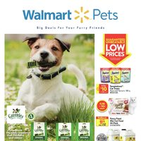 - Pets - Big Deals For Your Furry Friends Flyer