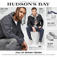 - Weekly - Full Of Spring Trends Flyer