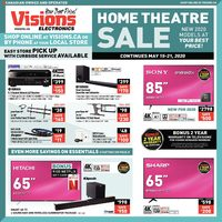 - Weekly - Home Theatre Sale Flyer