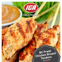 MarketPlace IGA - Weekly Specials Flyer