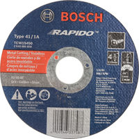 Bosch 4-1/2 In. Metal Cutting Wheel