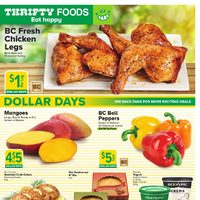 Thrifty Foods - Weekly - Dollar Days Flyer