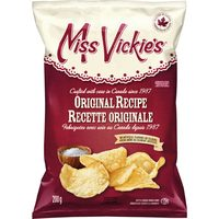 Miss Vickie's Potato Chips Or Cheetos Snacks