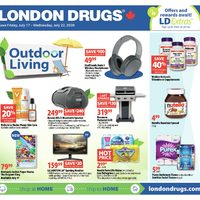 London Drugs - 6 Days of Savings - Outdoor Living Flyer