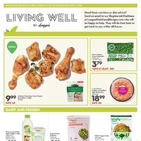 Longos - Living Well Flyer
